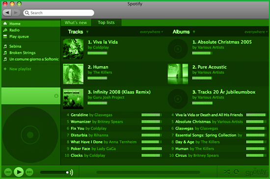how to download spotify on mac
